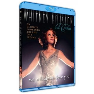 Whitney Houston - A Tribute Blu-Ray