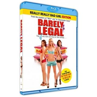 Barely Legal [really really bad girl edition]