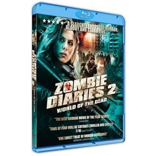 Zombie Diaries - World Of The Dead Blu-Ray