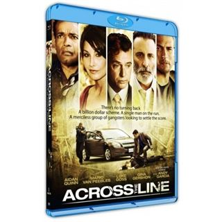Across The Line Blu-Ray