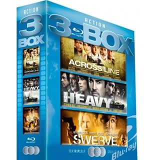 Action Box 3 - Blu-Ray