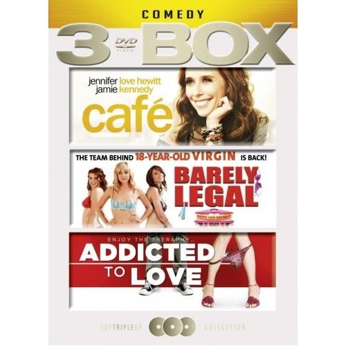 Comedy Box  - 3 DVD