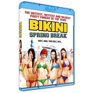Bikini Spring Break Blu-Ray