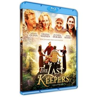 The Last Keepers Blu-Ray
