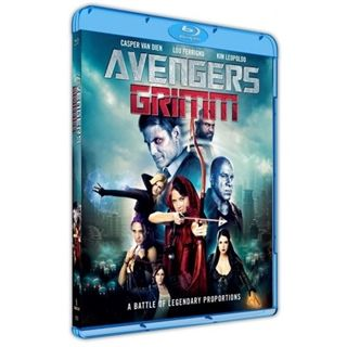 Avengers Grimm Blu-Ray