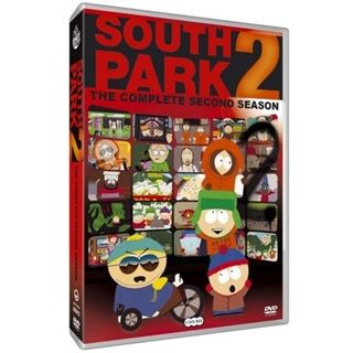 SOUTH PARK SEASON 2 [3-DISC]