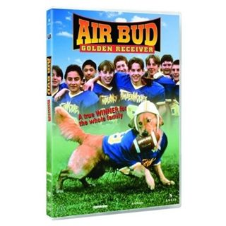 AIR BUD GOLDEN RECEIVER