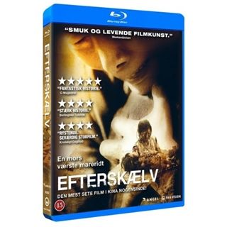 Efterskælv BluRay