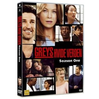 Greys Hvide Verden - Season 1