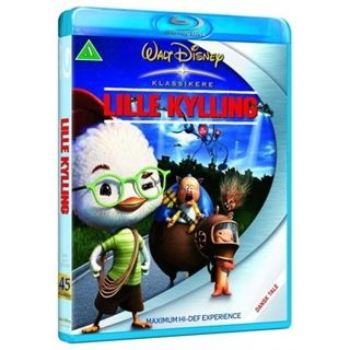 Lille Kylling Blu-Ray