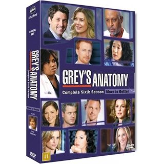 Greys Hvide Verden - Season 6