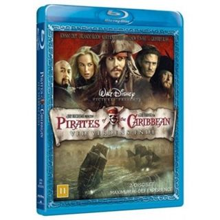 Pirates Of The Caribbean 3 - Ved Verdens Ende Blu-Ray