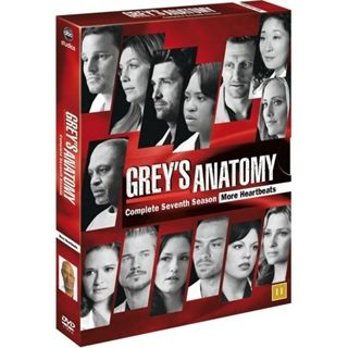Greys Hvide Verden - Season 7
