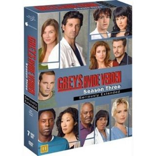Greys Hvide Verden - Season 3