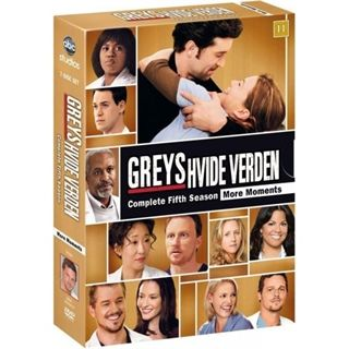 Greys Hvide Verden - Season 5