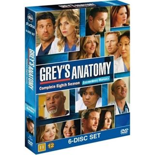 Greys Hvide Verden - Season 8