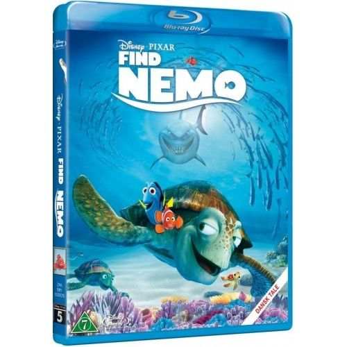 Find Nemo Blu-Ray