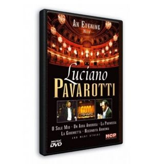 Luciano Pavarotti - An Evening With