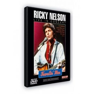 Ricky Nelson - Live In Concert