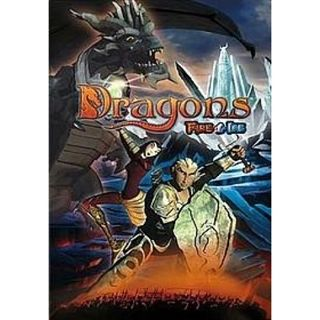 Dragons - Fire And Ice (DVD)