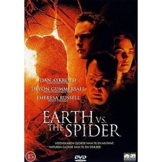 Earth Vs The Spider (DVD)