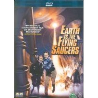 Earth Vs The Flying Saucers (D