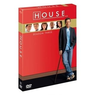 House MD - Sæson 3 (DVD)