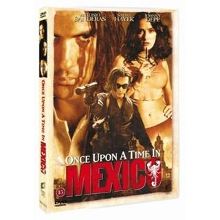 Once Upon A Time In Mexico (DV