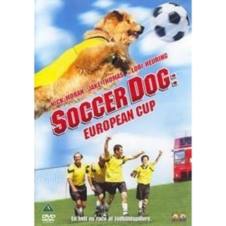 Soccer Dog - European Cup (DVD