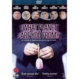 What Planet Are You From? (DVD