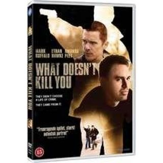 What Doesn't Kill You (DVD)