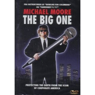 The Big One (DVD)