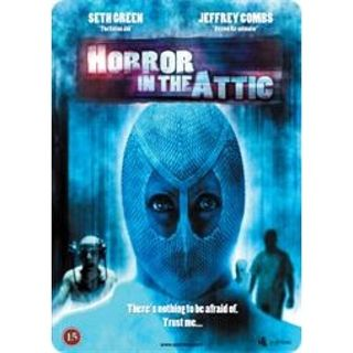 Horror In The Attic (DVD)
