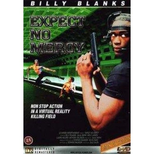 Expect No Mercy (DVD)
