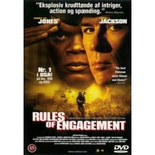 Rules Of Engagement (DVD)