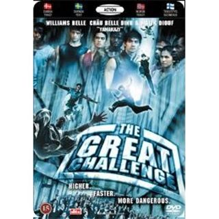 The Great Challenge (DVD)