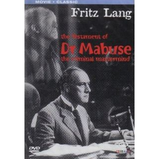 The Testament Of Dr Mabuse - T