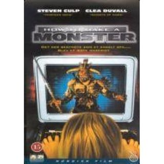 How To Make A Monster (DVD)