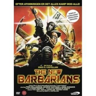 The New Barbarians (DVD)