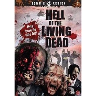 Hell Of The Living Dead (DVD)