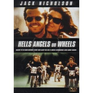 Hells Angels On Wheels (DVD)