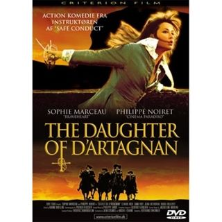 Daughter Of D'Artagnan (DVD)