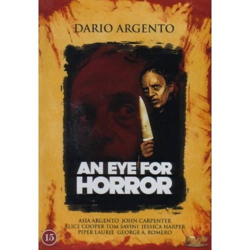 An Eye For Horror (DVD)