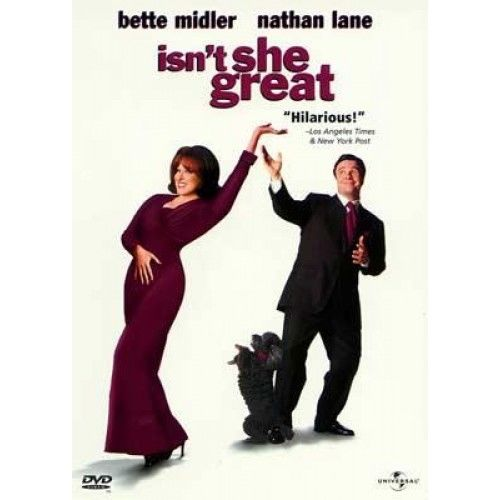 Isn\'t She Great (DVD)