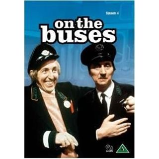 On The Buses - Sæson 4 (2 DVD)