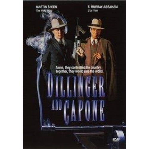 Dillinger And Capone (DVD)