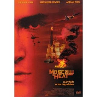 Moscow Heat (DVD)