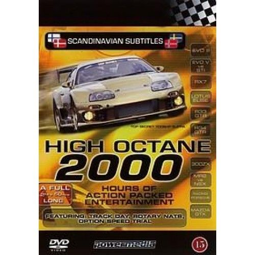 High Octane 2000 (DVD)
