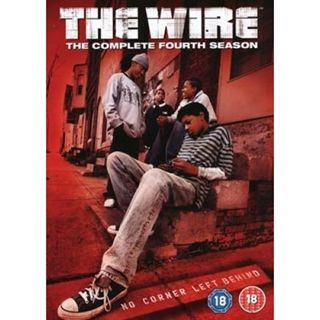 The Wire - Sæson 4 (DVD)