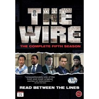 The Wire - Sæson 5 (DVD)